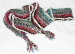 Spunscarf